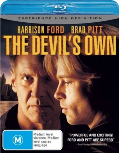 1 of 1 - The Devil's Own (Blu-ray, 2008), NEW