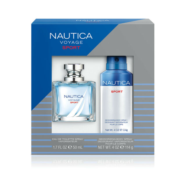 Nautica Voyage Sport Menu0027s Fragrance Gift Set 2 PC  sc 1 st  eBay & Nautica Voyage Sport Menu0027s Fragrance Gift Set 2 PC for sale online ...