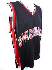c6b894c12063 Image is loading Cincinnati-Bearcats-30-Basketball-Jersey-Size-Men-039-