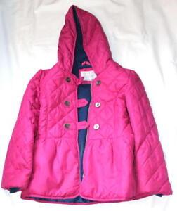 Girls-Pink-Jacket-Coat-Nutmeg-For-Age-9-10-Years-Used