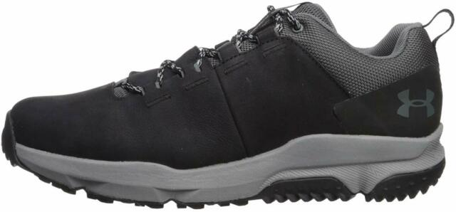 Under Armour Men's Culver Low Waterproof Hiking Shoe, Black, Size 11.0 ITTe