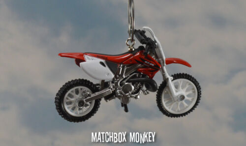 Honda CR250R Motorcycle Dirt Bike 250 Custom Christmas Ornament 1:32 124cc CR250