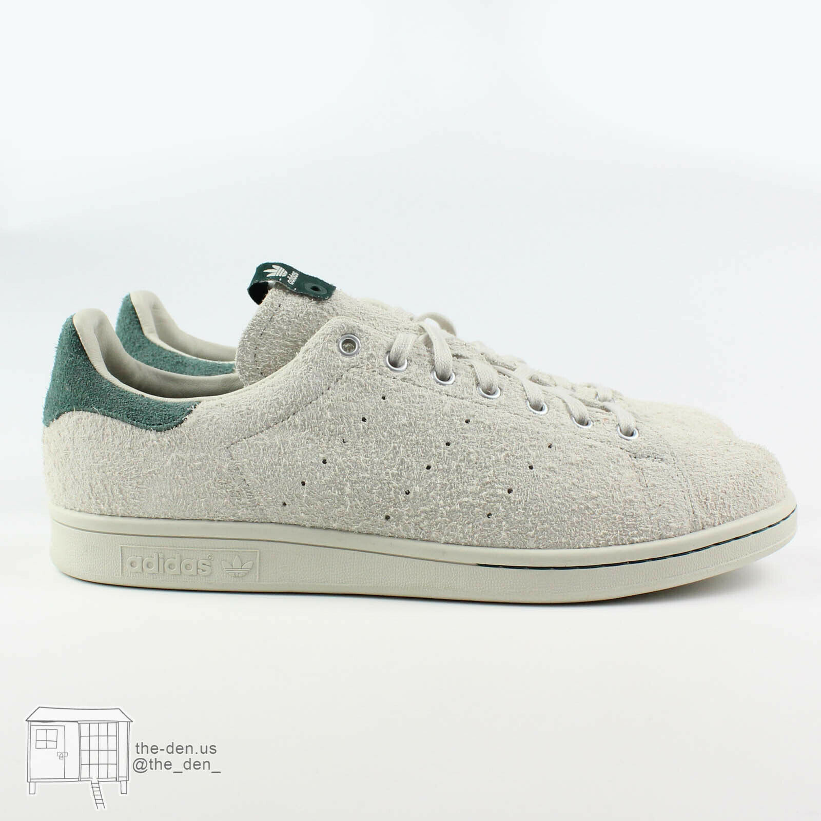 Adidas Consortium x Juice Stan Smith World Tour Talc Originals Taille 12