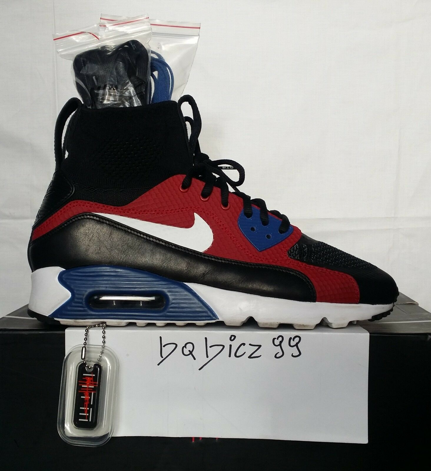 Nike Air Max 90 UItra Superfly T HTM 2016 8US/41EUR