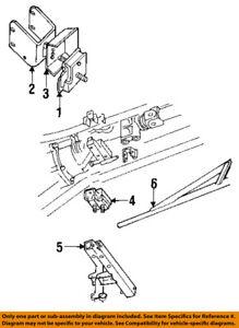 details about dodge chrysler oem 92 06 viper engine motor transmission heat shield 4643546 Ferrari F12 Engine Diagram