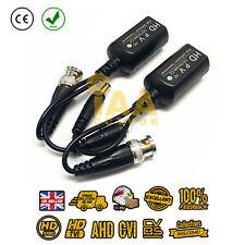 1x HD Video + Power Balun CVI TVI AHD & Turbo HD, 1080P + 720P CCTV Video 450m