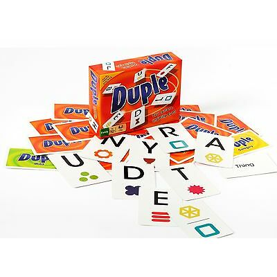 Duple Family Card Game Two Letters Infinite Fun From Anomia Press Party