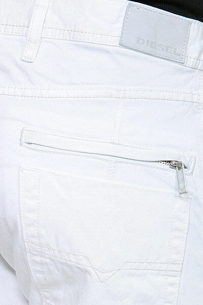 DIESEL MEN'S WHITE COLLECTION JEANS KANDER 8TR  Sz. 29 by 32