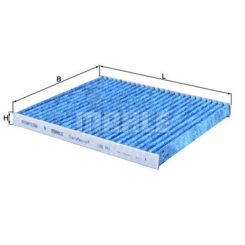 Innenraumluft CareMetix® KNECHT LAO 241 Filter