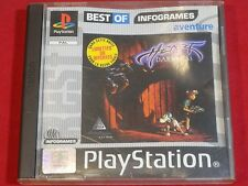 HEART OF DARKNESS PLAYSTATION 1 PS1 PSONE PS2 PS3