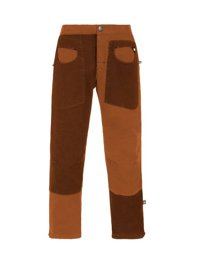E9 B Blat 2 Inverno Pantaloni Arrampicata per Bambini Lifestylehose Boulderhose