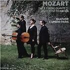 Wolfgang Amadeus Mozart - Mozart: The Six String Quartets dedicated to Haydn (2017)