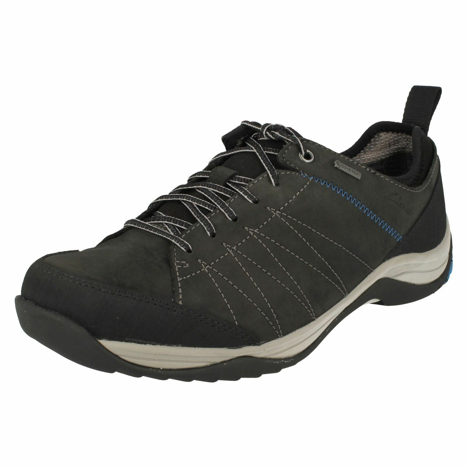 Herren Clarks Casual Lace Up Schuhes Baystonelo Baystonelo Schuhes GTX c09ef7