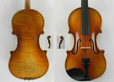 Master 1/4 Violin!Loud Sound 1-P Flame Back