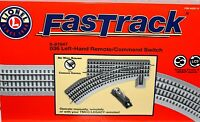 Lionel O36 Fastrack Switch Left Hand Remote/command 6-81947