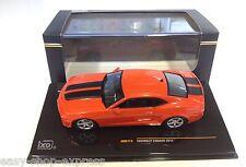 Chevrolet Camaro 2012 Metallic Orange 1:43 IXO VOITURE DIECAST MOC173