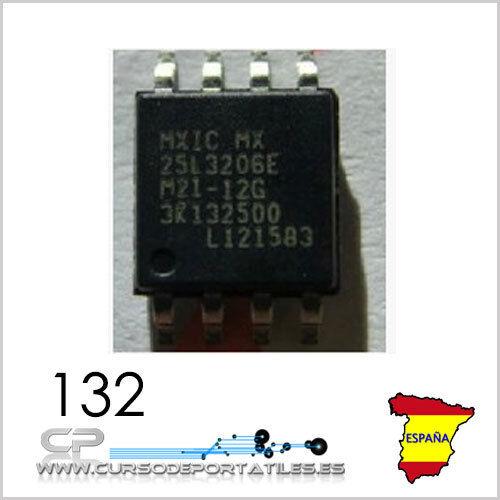 1 Unidad MX25L32 MX25L3206 MX25L3206EM2I MX25L3206E MX25L3206 100/% Original