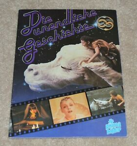 Neverending-Story-COMPLETE-48-PAGE-BINDER-WITH-CARDS-EXCEEDINGLY-RARE