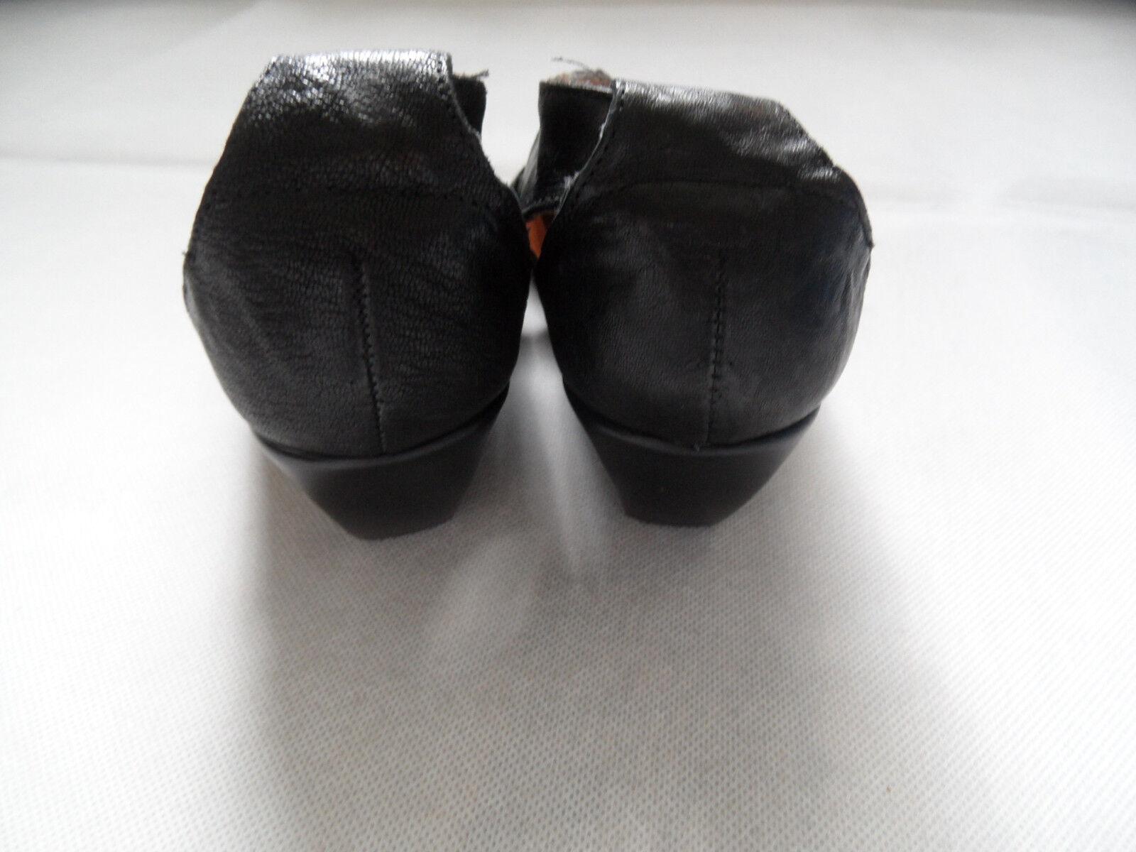 THINK schöne Sandalen mit kleinem Absatz 618 schwarz Gr. 36 TOP 618 Absatz fb360e