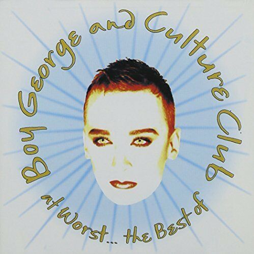 1 of 1 - At Worst...The Best Of Boy George And Culture Club -  CD 6CVG The Cheap Fast