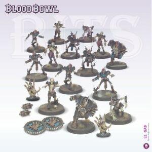 Warhammer Blood Bowl Champions of Death Shambling Undead Team Ball Bits