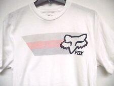Fox Racing Mens Fox  Logo Short Sleeve Tee Motocross T-Shirt MX Apparel M