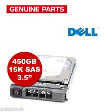 """450GB 15K SAS 3.5"""" 3Gbps Hard Drive Dell FM501 0FM501 Seagate ST3450856SS"""