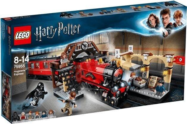 Lego Harry Potter 75955 Hogwarts Express Neu OVP