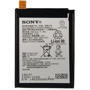 ORIGINALE-SONY-XPERIA-Z5-E6653-E6603-Ricambio-Batteria-CELLULARE-LIS1593ERPC