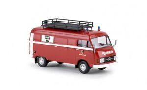 13325-Brekina-MB-L-206-D-Kasten-034-Feuerwehr-Krefeld-034-1-87