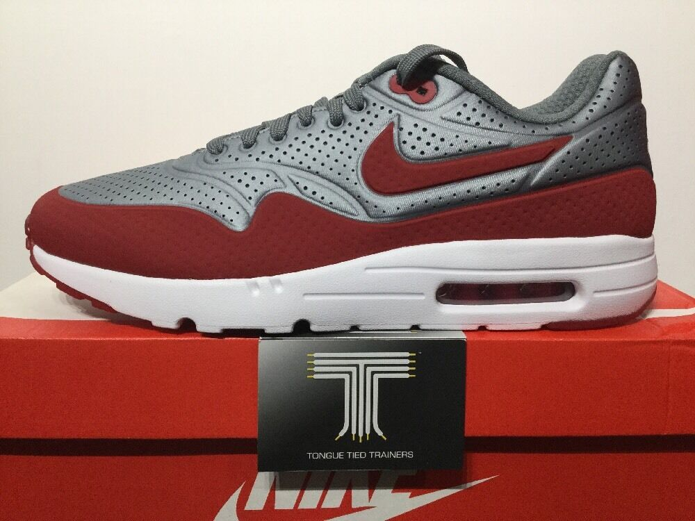 Nike Air Max 1 Ultra Moire  705297 006 006 006  Uk Größe 7.5 c46957