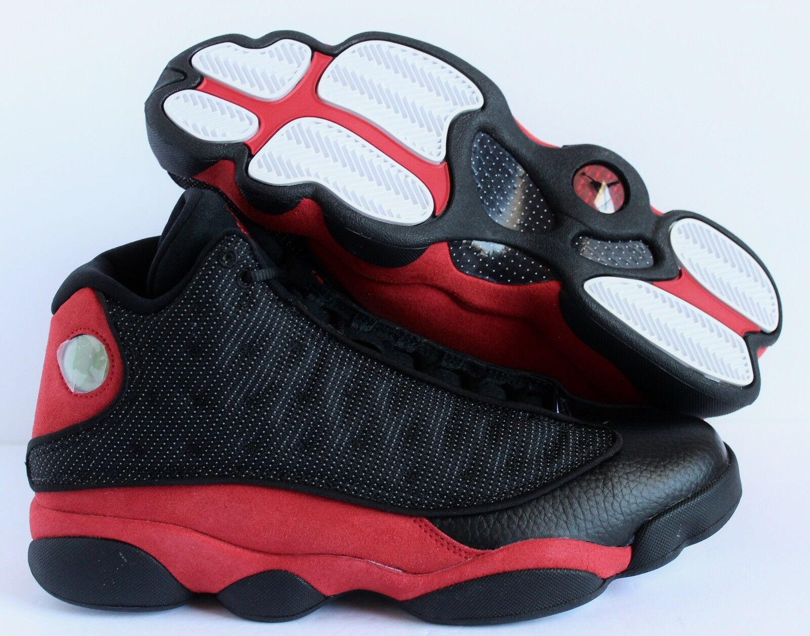 Nike Air Jordan 13 Retro Black True Red