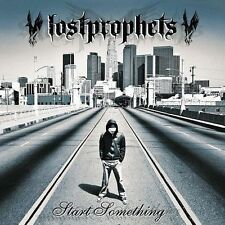 LOST PROPHETS START SOMETHING  (CD)  Used / VERY GOOD Condition