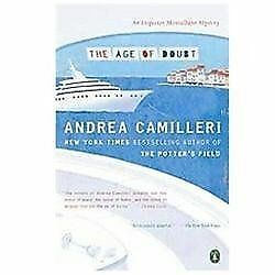 The Age of Doubt (Inspector Montalbano),Camilleri, Andrea,  Good Book