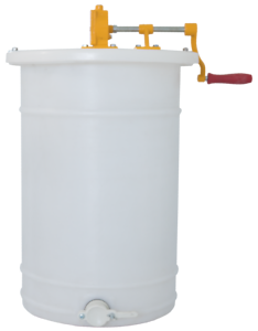 Honey-Extractor-3-Frame-Tangential-ApiHex-Plastic-Food-Grade-Centrifuge-Spinner