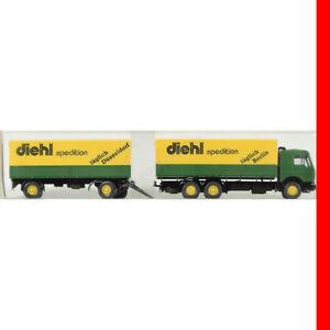 Wiking-H0-29456-MB-2235-Haengerzug-Diehl-Spedition