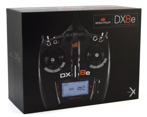 Spektrum RC DX8e 2.4GHz DSMX 8 Channel 8ch Radio Transmitter TX Only SPMR8100