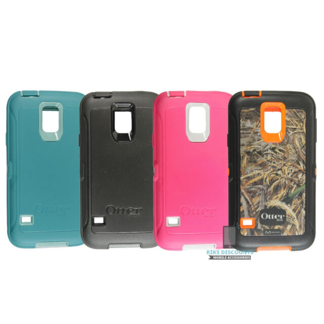 brand new e1027 06fd3 New! Otterbox Defender Series Protective phone Case For Samsung Galaxy S5