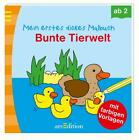 Mein erstes dickes Malbuch Bunte Tierwelt (2015, Taschenbuch)