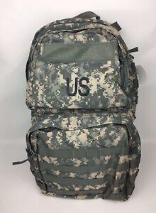 New Genuine US Army ACU MOLLE II Medium Rucksack Backpack UCP * PACK ONLY! *