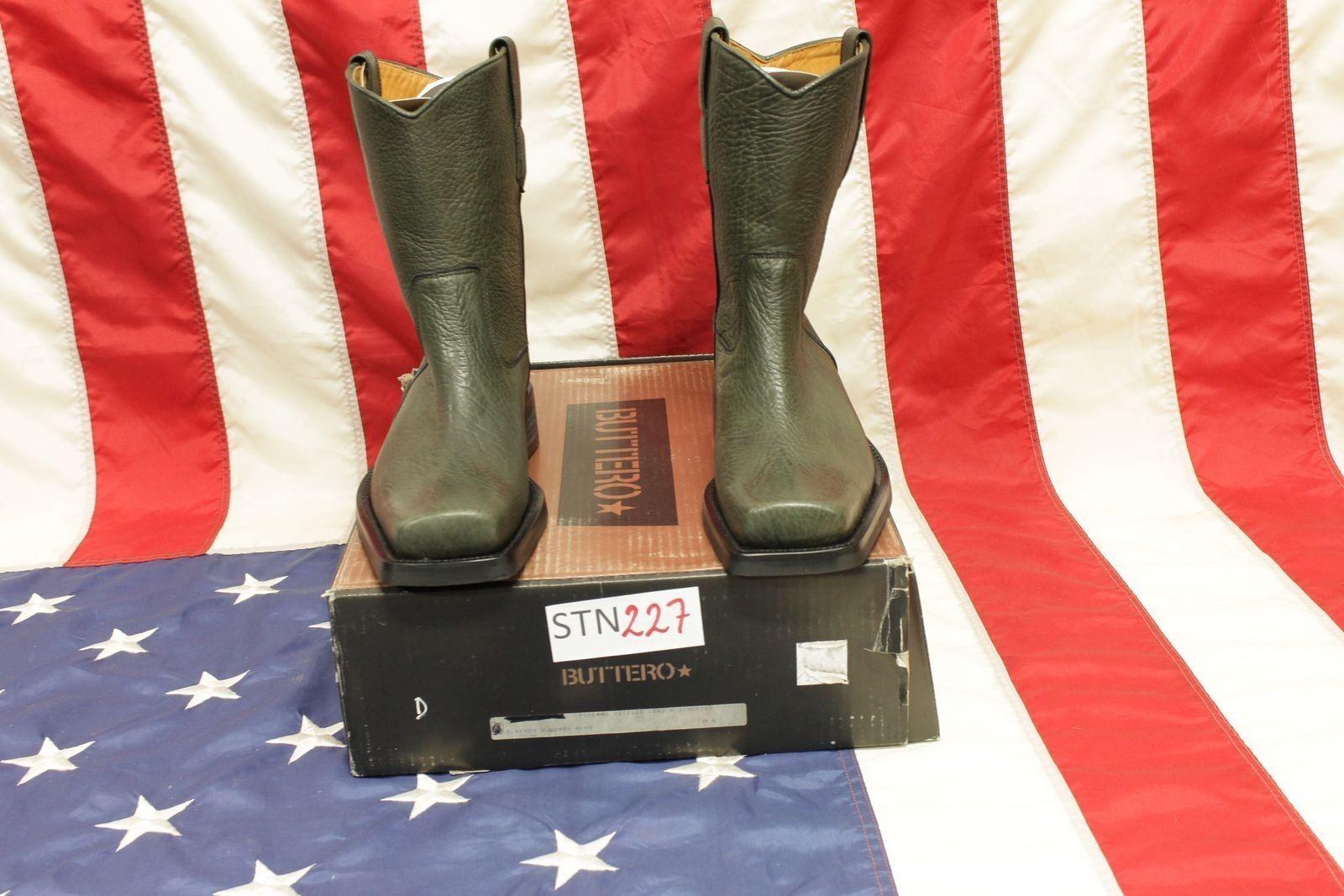 Stiefel Buttero boots n.41 (Cod.STN227) Camperos Cowboy Western Western Cowboy Herren neu a230a8