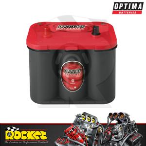 Optima D34 Red Top 800CCA Battery - OPTIMA 34