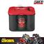 thumbnail 1 - Optima D34 Red Top 800CCA Battery - OPTIMA 34