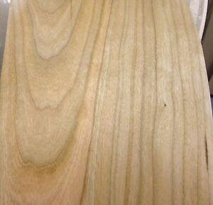 "1 1//4"" Cyprus Wood Veneer Edge Band 25' Roll."