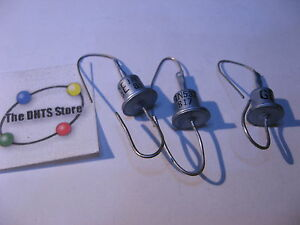 1N537-General-Electric-GE-Silicon-Diode-Rectifier-Top-Hat-Vintage-NOS-Qty-3