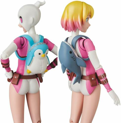 Medicom Toy MAFEX No.071 MAFEX GWENPOOL Action Figure JAPAN