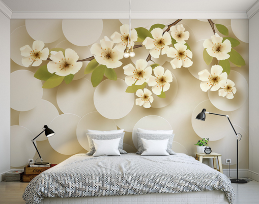 3D Pear Squid 6387 Wallpaper Murals Wall Print Wallpaper Mural AJ WALL UK Kyra