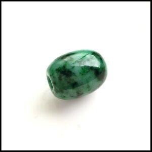 【KOOJADE】Emerald Floral  Jadeite Jade Pendant《Grade A》