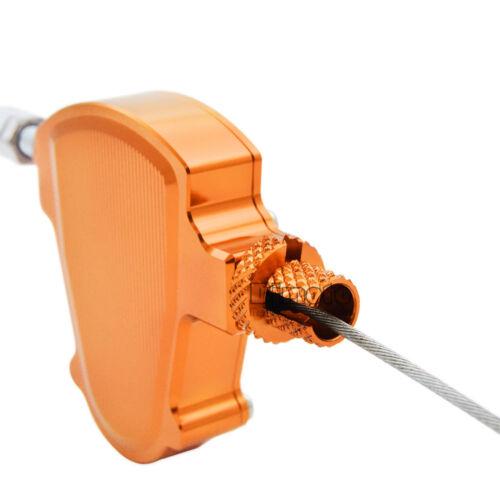 Stunt Clutch Pull Cable Lever Easy System For Honda Kawasaki Suzuki Yamaha NEW