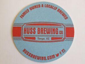 Bière dessous de Verre ~ Huss Brewing Co Scottsdale Blonde~ Tempe- Arizona~ l5UCwvH3-09094148-691073664